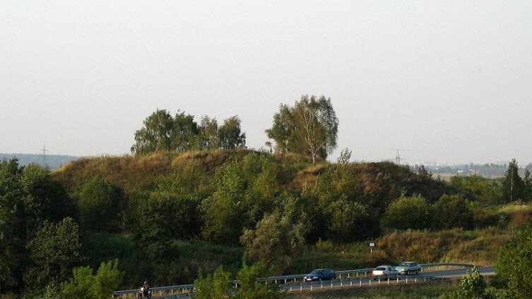 Щербинское городище