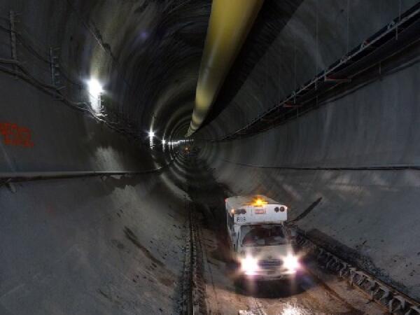 Новый тоннель