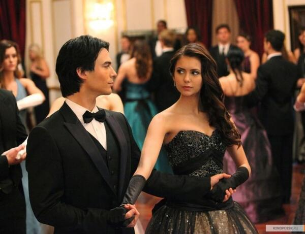 Елена и Дэймон