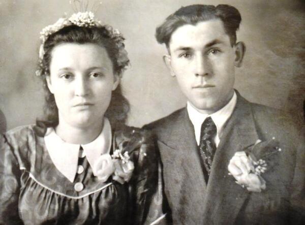 Свадьба после войны