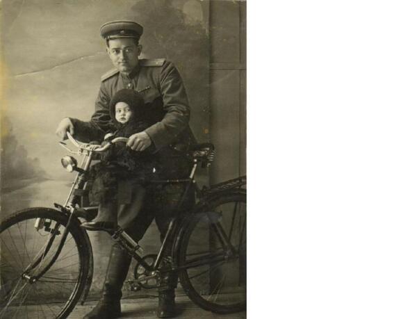 Семён Иванович Белых, участник Великой Отечественной войны