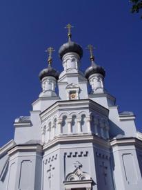 Церковь в Кронштадте