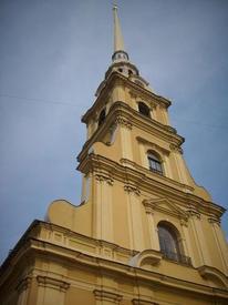 Собор Петропавловки
