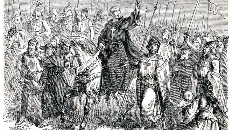 Средневековая Европа. Мог ли крестовый поход быть бескровным? Шестой крестовый поход Фридриха II Гогенштауфена