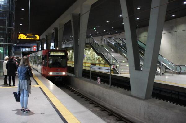 Станция метро Кельна