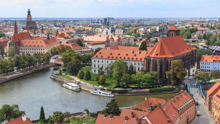 Что посмотреть в Польше? Вроцлав