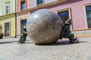 Что посмотреть во Вроцлаве? Старый город