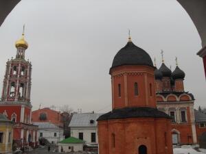 Высоко-Петровский монастырь. Какие тайны он хранит?