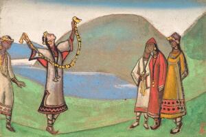 «Весна Священная». Как показали языческую Русь Стравинский, Рерих и Нижинский?
