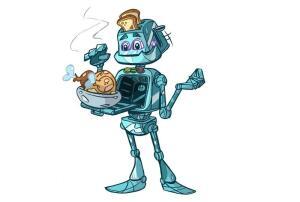 Что умеет робот-повар?