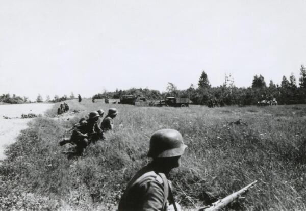 Кто остановил немецкие войска под Москвой в ноябре 1941 года?