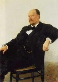 Портрет А.Лядова