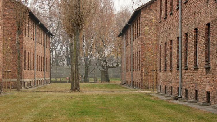 Освенцим. Концентрационный лагерь Аушвиц-I
