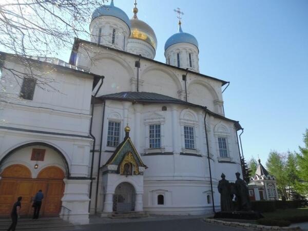 Преображенский собор монастыря