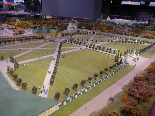 Дворец А.Д. Меншикова в Ораниенбауме