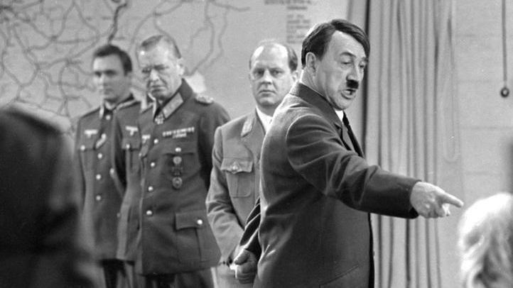 Фриц Диц: обреченный на роль Гитлера?