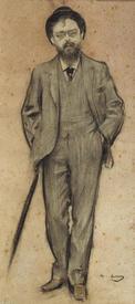 Портрет Альбениса
