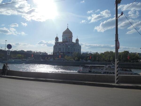 На Берсеневской набережной