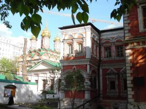 Русское узорочье: какое оно? Палаты на Берсеневке
