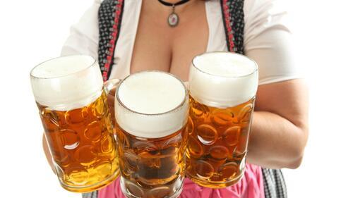 Из какого бокала пить пиво?
