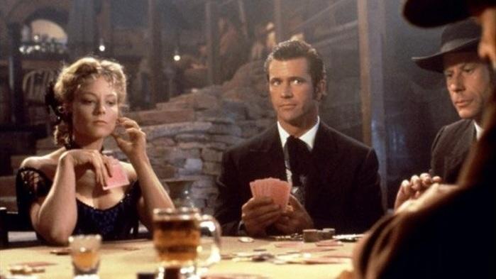 Кадр из фильма «Мэверик»