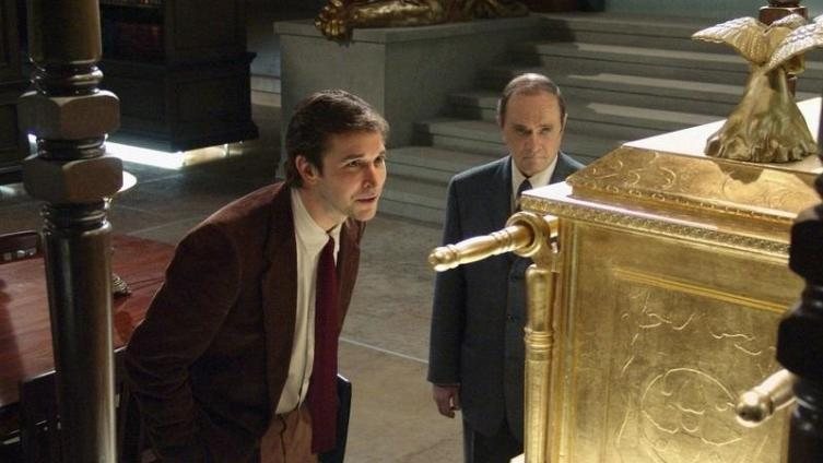Кадр из фильма «Библиотекарь»