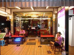 Тайский массаж: какой он? Часть 1