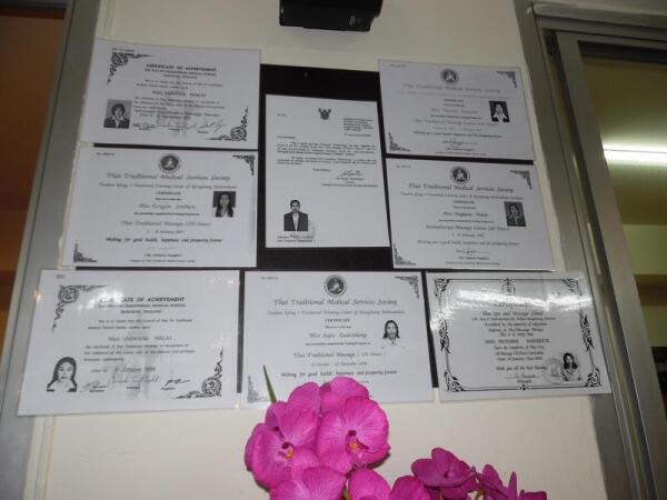 Так выглядят сертификаты