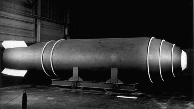 Ядерная бомба Mark-17