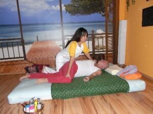 Тайский массаж: какой он? Часть 2