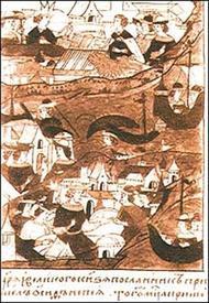 Иван IV отправляет Осипа Непею в Англию.