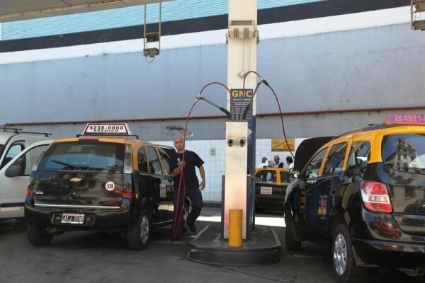Газовая автомобильная заправка - все как у нас