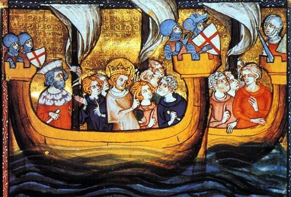 Какими были Седьмой и Восьмой крестовые походы? Походы Людовика Святого