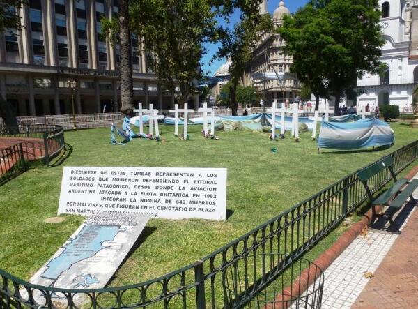 Путешествие в Аргентину. Что посмотреть в Буэнос-Айресе? Майская площадь