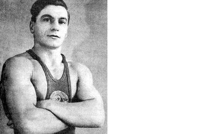 Удодов Иван Васильевич - первый олимпийский чемпион СССР