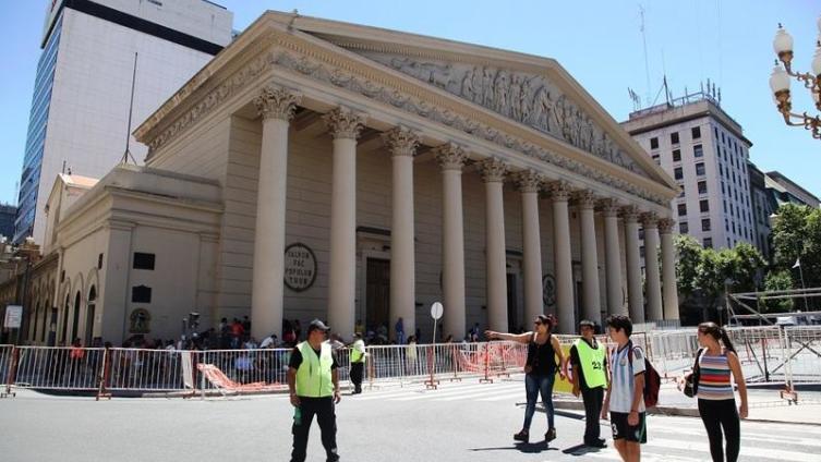 Главный католический собор Аргентины