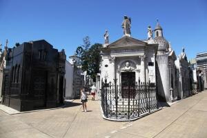 Путешествие в Аргентину. Где находится один из самых красивых некрополей в мире? Вчера и сегодня
