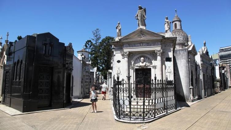 Гробница президента Аргентины Хулио Рока