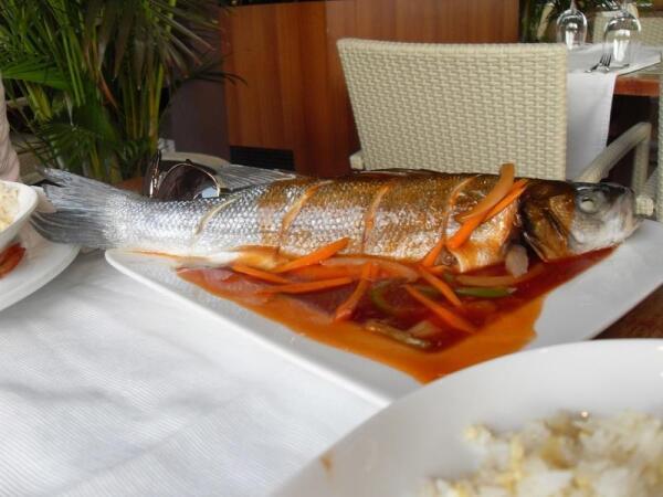 Рыба всех видов