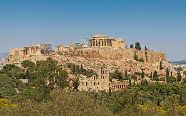 Кем были на самом деле греческие боги?