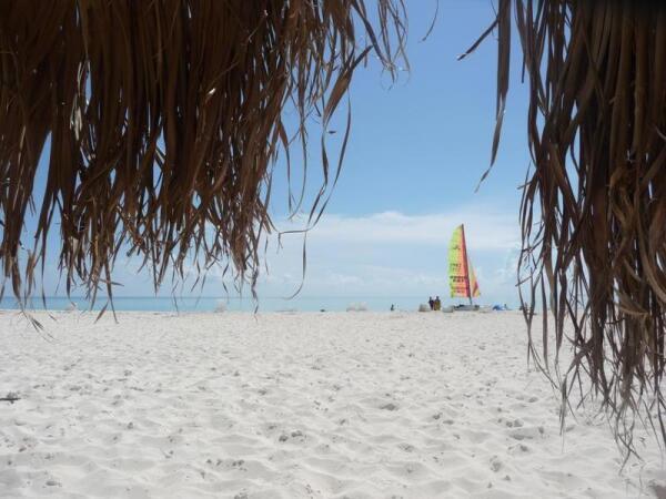 Пляж Сирены на Кайо Ларго