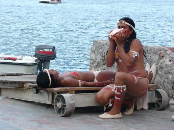 Люди Варадеро
