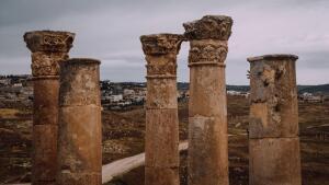 Чем знаменит город Джераш?