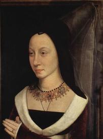 Ганс Мемлинг. Портрет Марии Магдалины. 1475.