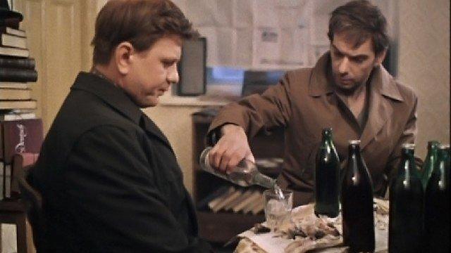 Кадр из фильма «Москва слезам не верит»