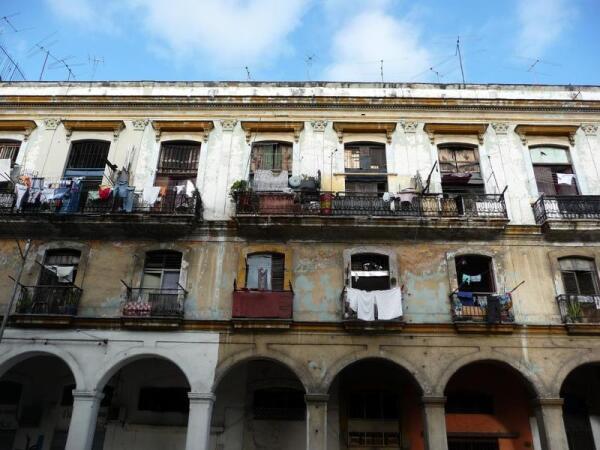 Жилой дом в Гаване