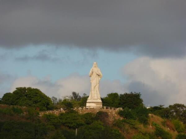 Иисус Христос над Гаваной