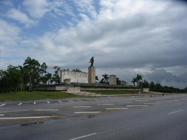 Мавзолей Эрнесто Че Гевары в Санта-Кларе