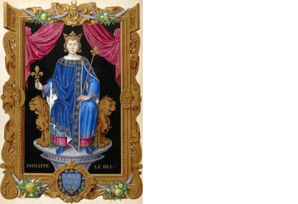 Средневековая Европа. Франция. Филипп IV Красивый: чем еще, кроме красоты, интересен этот монарх?