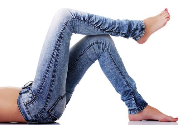 Как ускорить сушку джинсов?